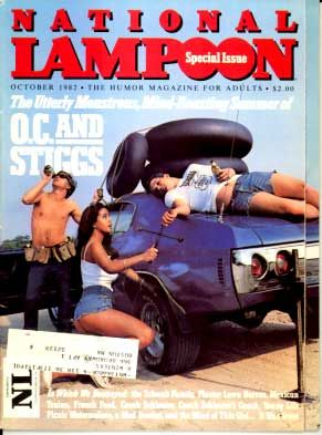 National Lampoon #151 - Oct 1982