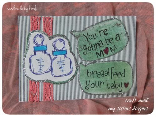 card for new mom