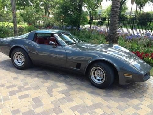 1981 Chevy Corvette T-Top for sale by owner on Calling all Cars. http://www.cacars.com/Car//Chevy/Corvette/T-Top/1981_Chevy_Corvette_for_sale_1008274.html