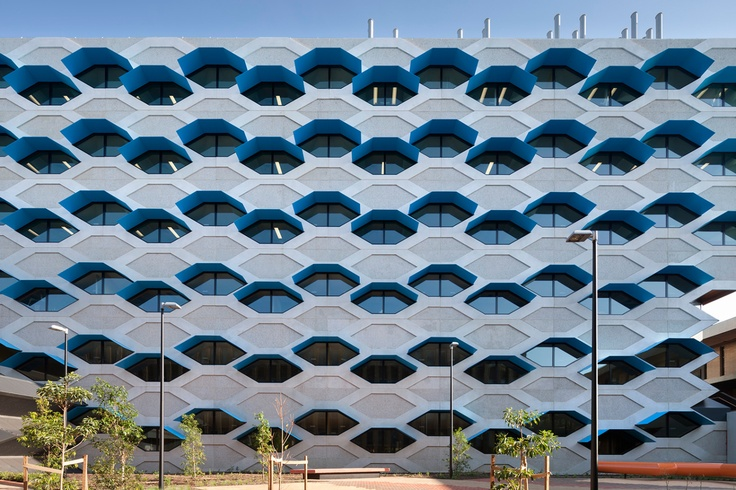 Image of La Trobe University Institute for Molecular Science by Lyons Architects
