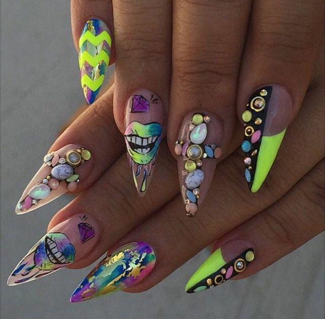 yessss future nail design