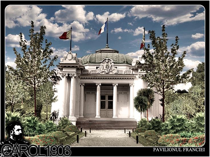Pavilionul Franciei