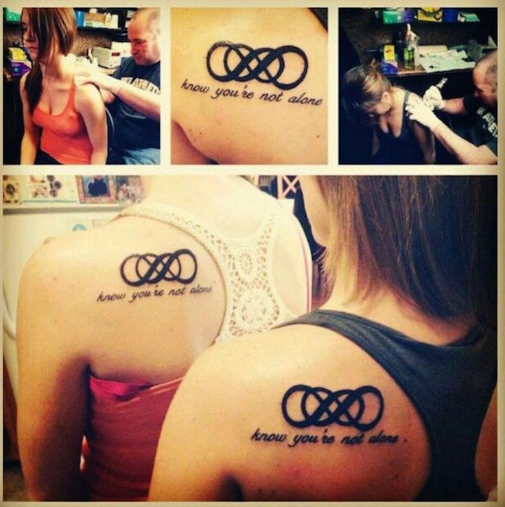 Sister Tattoos - Meaning, Symbol & Quotes