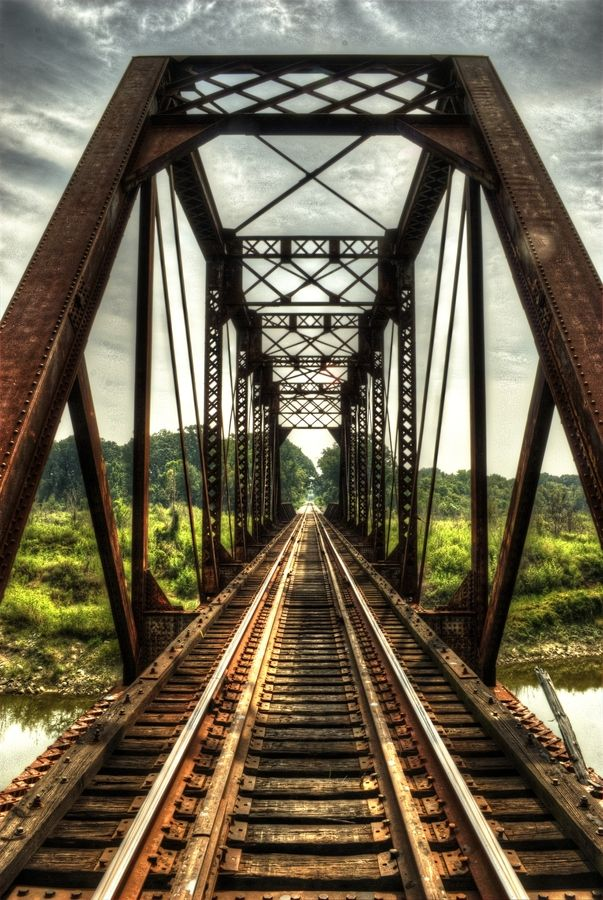 Best 25 railroad bridge ideas on pinterest alabama for Furniture 4 less muscle shoals al