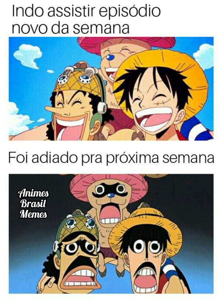 "Curta a página ""Animes Brasil Memes"" no Facebook! Anime"