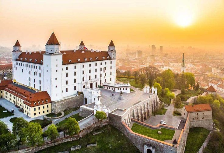 Amazing Europe can provide you with the best places to visit whatever may be the landscape and you love Bratislava is one such unique place in Europe