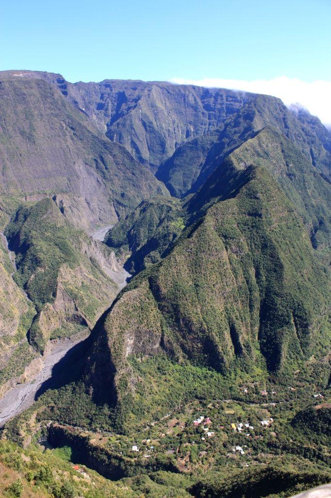 Mon île - Vue sur Grand Bassin - ile de la Réunion