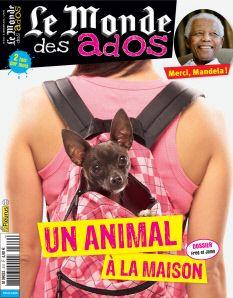 Le Monde des Ados, 2 janvier 2014, n° 310