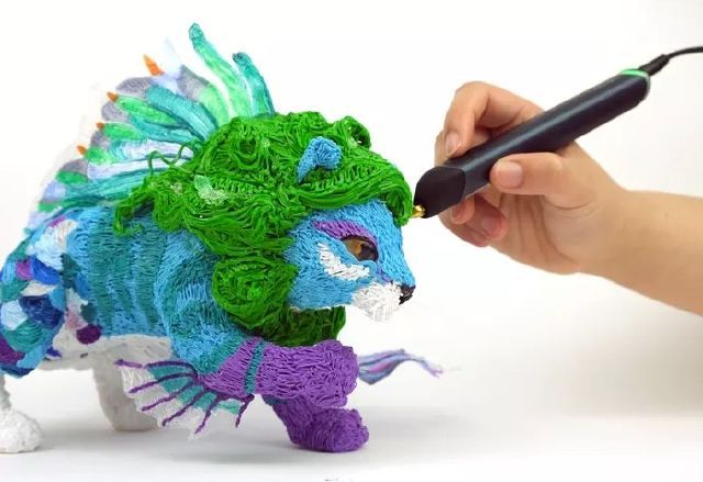 Renegade 3D Pen Will Allow You to Draw Your Own Pokémon Characters
