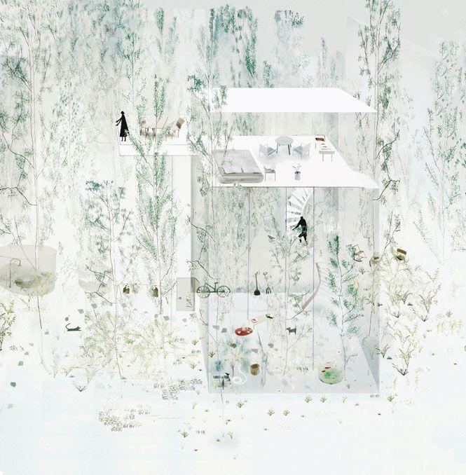 ちいさな図版のまとまりからから建築について考えたこと|石上純也氏レクチャー・後編 | Web Magazine OPENERS