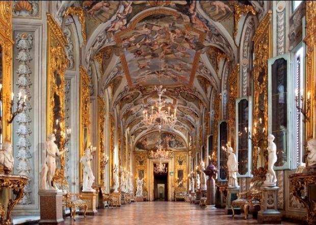 Galleria Doria Pamphilj   ADSI - Associazione Dimore Storiche Italiane