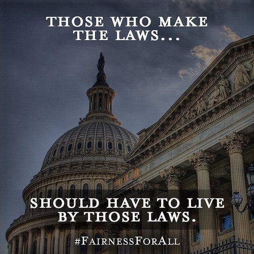 Exactly...and as they are transitioning from Obama Care to something else...let Congress also transition THEIR healthcare to the same insurance and coverage that the rest of Americans will be using.  They, their families, their employees MUST use the same healthcare!  Somebody please Tweet this to Trump!!!