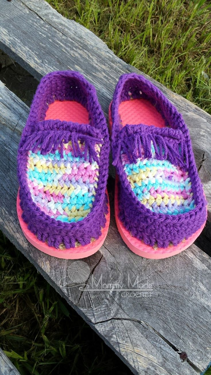 Mejores 1746 imágenes de Crochet Shoes en Pinterest | Patrones de ...