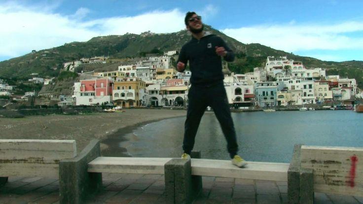 Ischia is... HAPPY :)