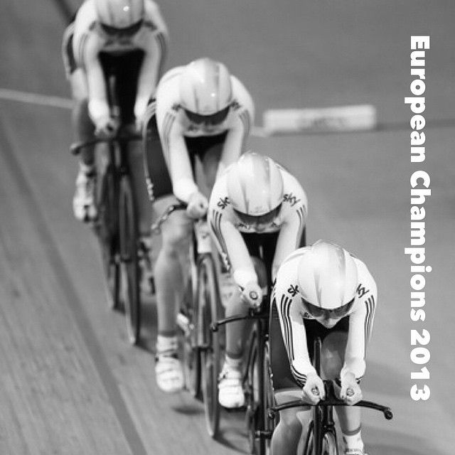 The European Track Championships kick off today until Sat. Last Year's Women's Team Persuit	was taking by team GRB consisting of dream team Laura Trott, Katie Archibald, Elinor Barker and Daniella King. Good luck again this year ladies and good luck to all the athletes over the next few days! Enjoy the competition!  Please #cyclelikeagirl to share your stories and follow @cyclelikeagirl to promote women's cycling together.  #womenscycling #prowomenscycling #prowomen #procycling #cycling