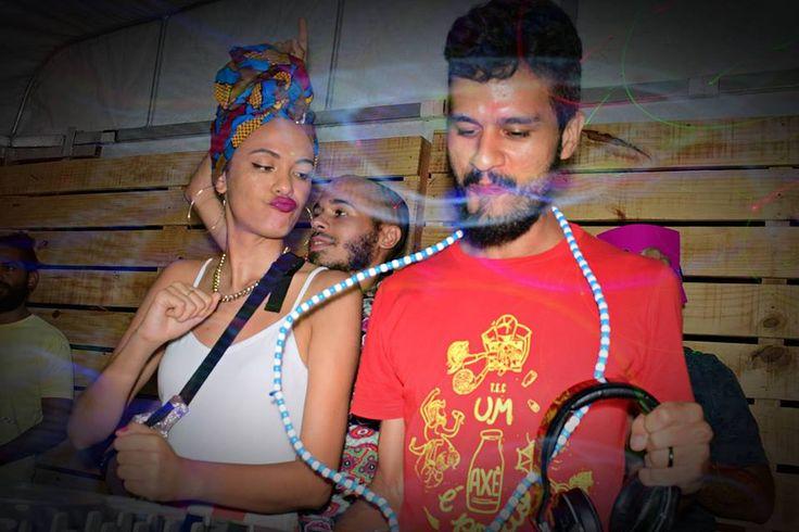 Os ensaios de verão na Mansão do Amor, no Recife Antigo, já estão começando. A Ziriguidum vai lançar uma festa todo mês pra celebrar a estação.