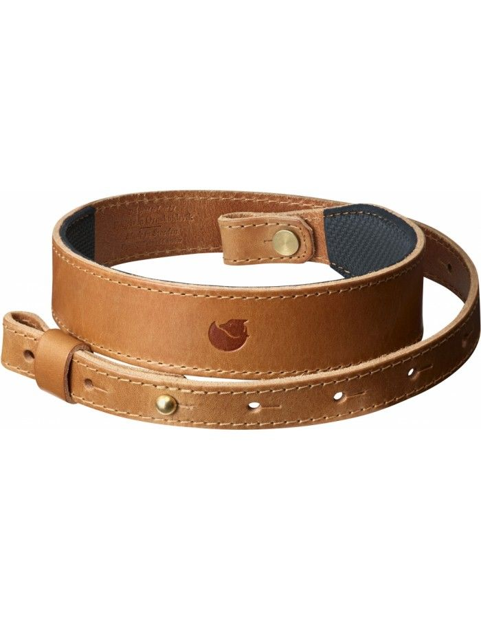 Rifle Leather Strap - Leather Cognac