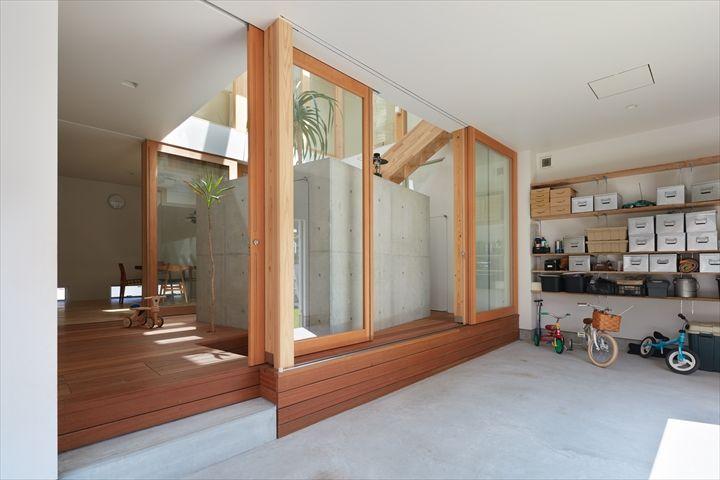 松原の家2|内観写真