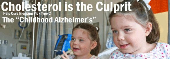 Meet Addi and Cassi Hempel - Learn About Our Fight Against Niemann Pick Type C Disease and Cholesterol