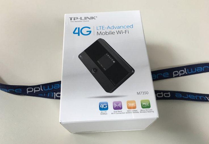 Hoje damos a conhecer o poderosos Hotspot TP-Link M7350, que se destaca por ter suporte para redes 4G/LG, uma super autonomia eum ecrã para monitorizar as ligações.