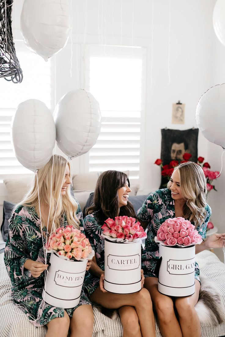 Lenzo // Valentine's Day Shoot // Girls Night In photo collection by Katie Harmsworth Photography