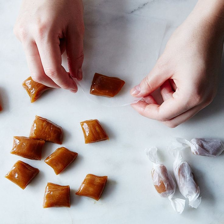 Peanut Butter Salt Water Taffy  recipe on Food52