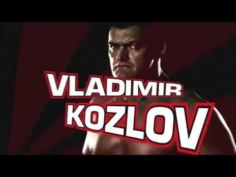 "Vladimir Kozlov ""2008"" Pain Entrance Video - YouTube"