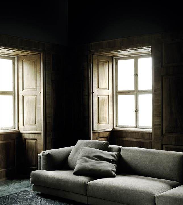 Living divani tommaso sartori elisa ossino furniture for Tommaso sartori