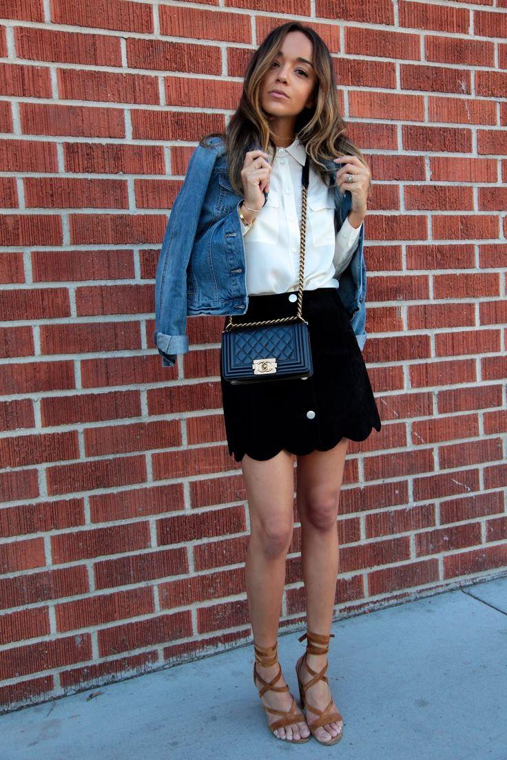 LOOKS SIMPLES E CHIC! - Juliana Parisi - Blog