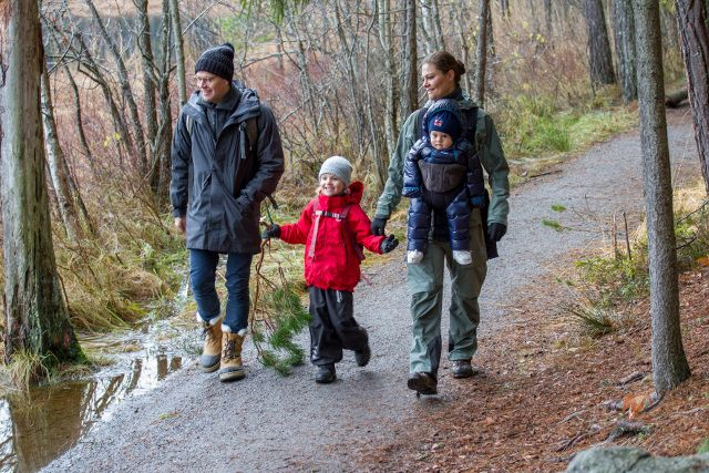 Crown Princess Victoria, Prince Daniel and their two children Princess Estelle and Prince Oscar have wished everyone a Merry Christmas in the Swedish Royals' traditional Christmas video. The …