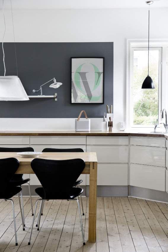 Jesper Høvrings enkle og stilrene hjem | www.b.dk