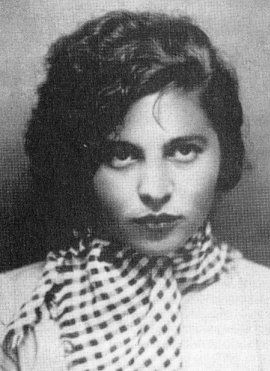 Mascha Kaléko (1907-1975), a German language poet