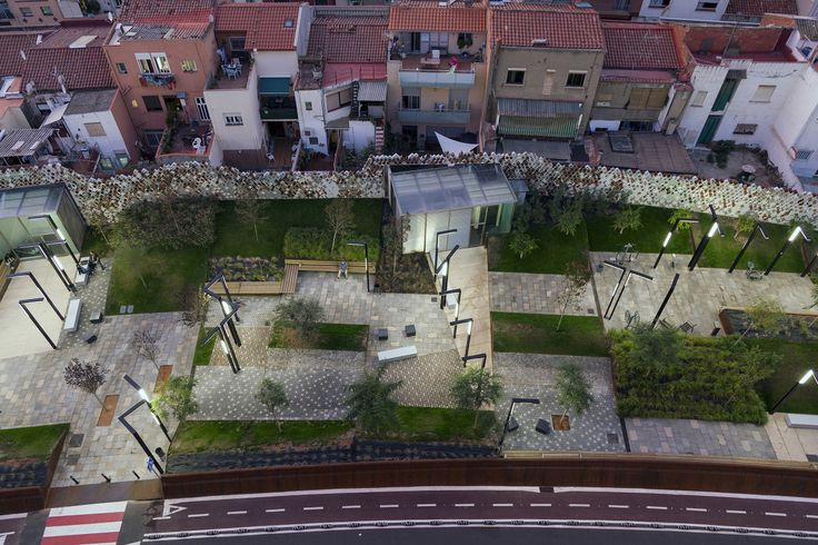 Refurbishment of Riera La Salut