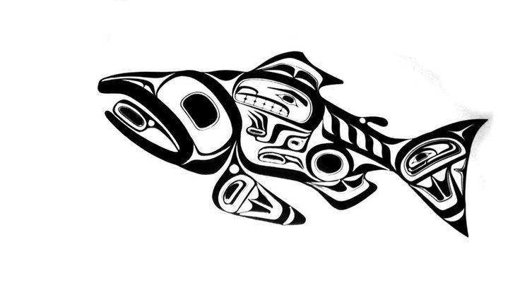 D E Eca Dab D F on Tlingit Haida Animal Symbols