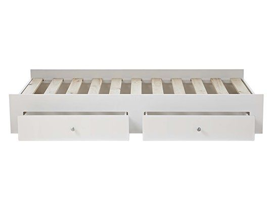 Banjo Trundle (2 drawer): Single Trundle