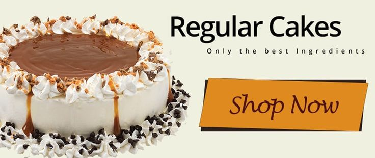Regular cakes online. Cake delivery across india is possible @ best price . Get 10 % off now!!