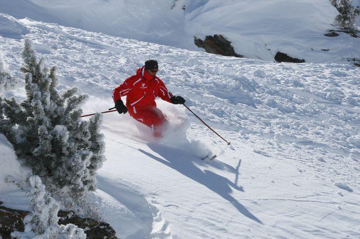 La Norma, bylo tam pěkné lyžování