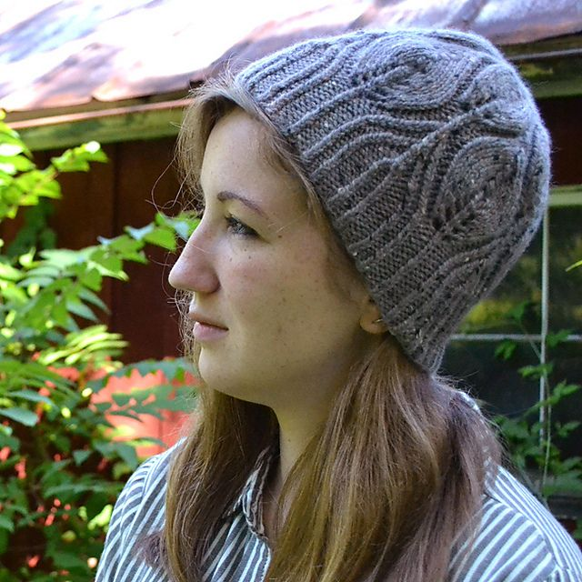 866 best hats head 2016 ravelry gift a long images on pinterest autumn flora hat pattern by melissa burke fandeluxe Choice Image