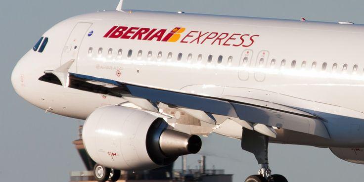 /// Toulouse – Madrid en vol quotidien avec Iberia Express