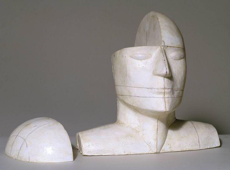 Sir Eduardo Paolozzi 'Plaster for 'Mr Cruikshank'', 1950 © The Eduardo Paolozzi Foundation