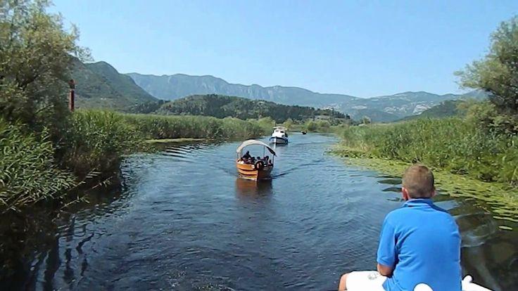 Travelling in Montenegro 2016 -  Lake Skadar (National park) - episod 7 ...