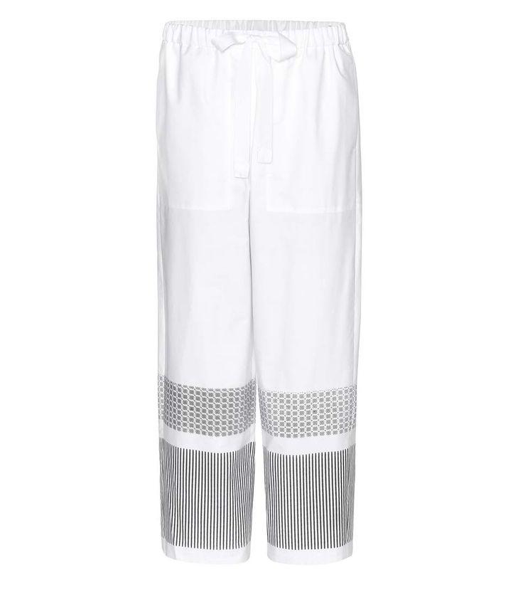 EDUN Printed cotton trousers. #edun #cloth #clothing