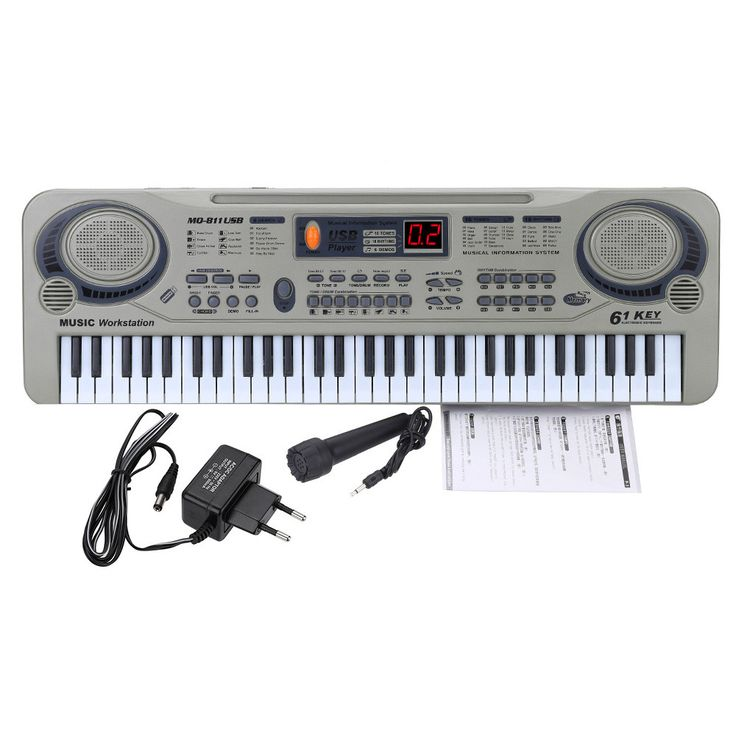 We add New Trendy items  Children 21inch B...  http://www.possto.com/products/children-21inch-beginner-61-keys-electric-keyboard-piano-organ-electone-led-usb-mp3-microphone-education-toy-for-kid-gift?utm_campaign=social_autopilot&utm_source=pin&utm_medium=pin