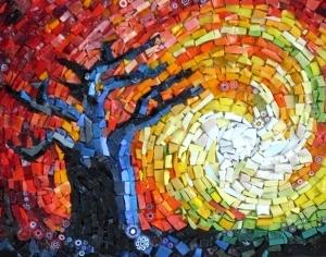 Baobab Tree Mosaics, beautiful handmade and bespoke mosaic designs.