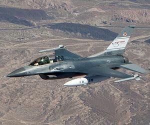NASA collision avoidance system saves unconscious F-16 Pilot
