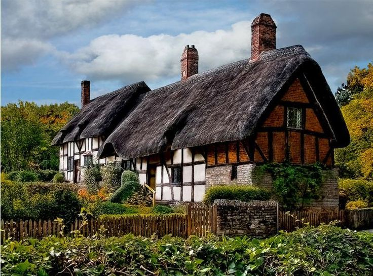 1000 images about thatched cottage design on pinterest for Pictures of english country cottages
