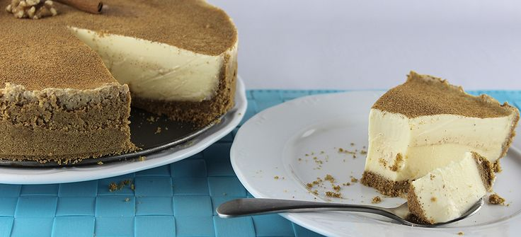 Pastís de formatge i crema pastissera a la canyella | Thermocuina.cat
