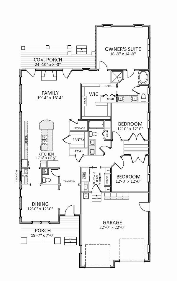 Cotswold Cottages House Plans Luxury Cotswold 9651 3 Bedrooms And 2 Baths Cottage House Plans Floor Plans New House Plans