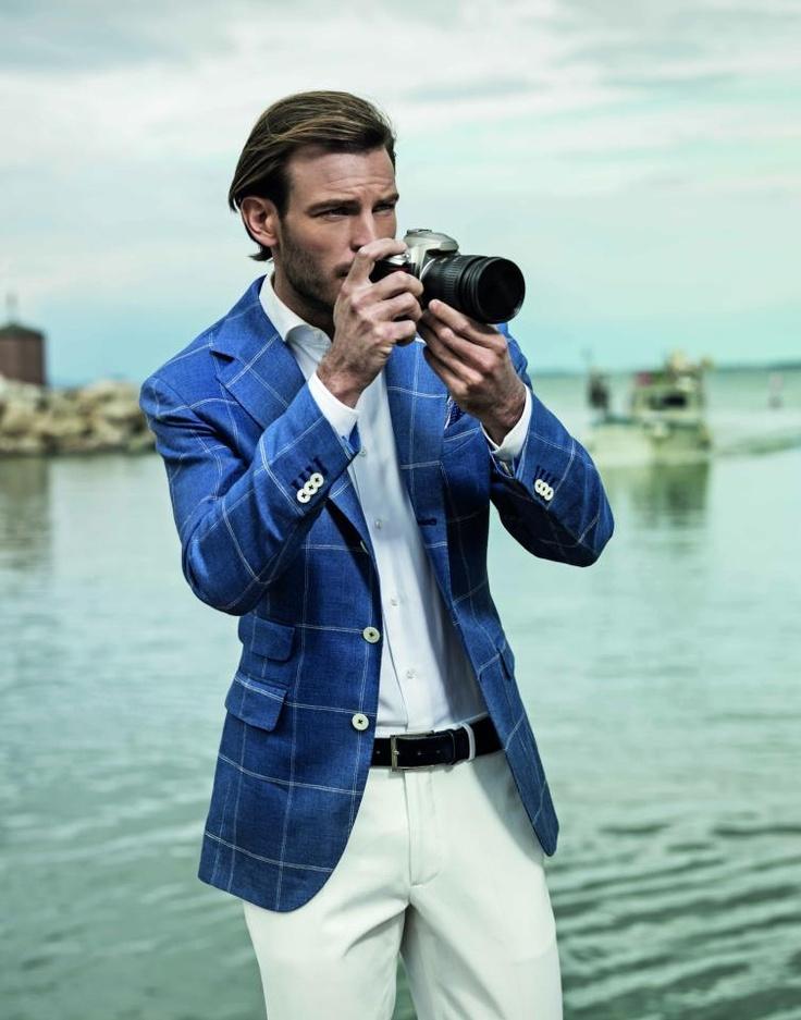26 best The Navy Blazer images on Pinterest | Menswear, Fashion ...