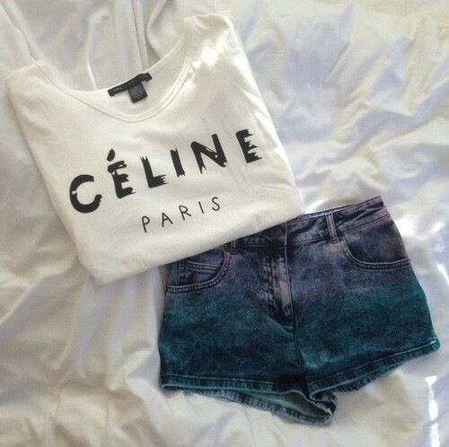 #who #is #wearing #celine???